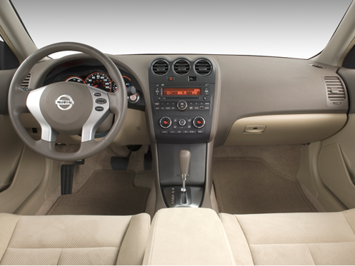Slide 1 of 11: 2009 Nissan Altima Hybrid