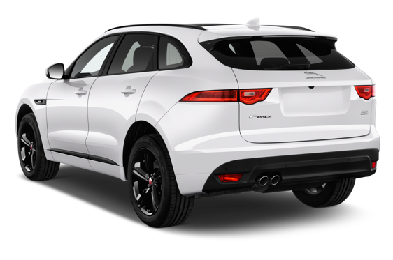 Slide 2 of 14: 2017 Jaguar F-PACE