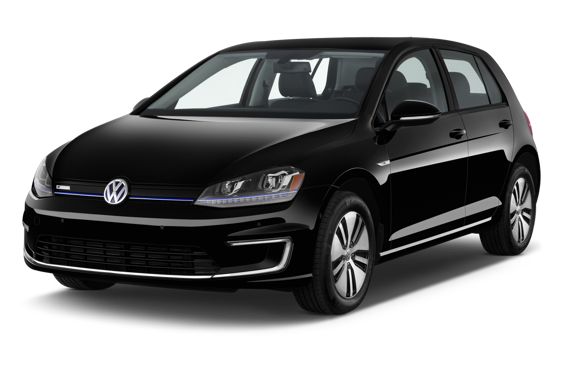 Slide 1 of 14: 2015 Volkswagen e-Golf