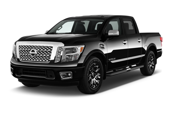 Slide 1 of 14: 2017 Nissan Titan