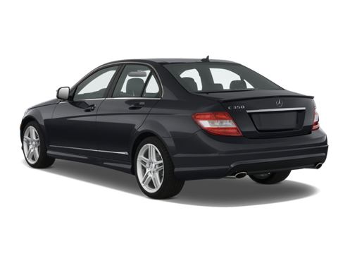 Slide 2 of 14: 2008 Mercedes-Benz C-Class