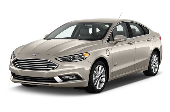 Slide 1 of 14: 2017 Ford Fusion Energi