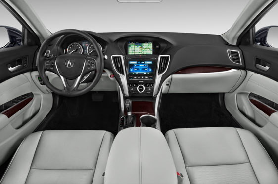 Slide 1 of 11: 2016 Acura TLX