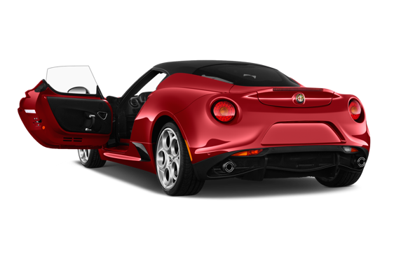 Slide 1 of 25: 2015 Alfa Romeo 4C