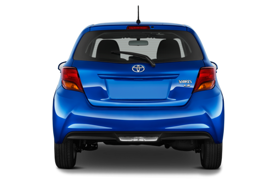 Slide 1 of 25: 2016 Toyota Yaris