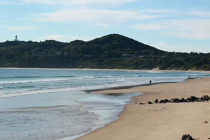 Byron Bay attracts nearly 2 million visitors every year.