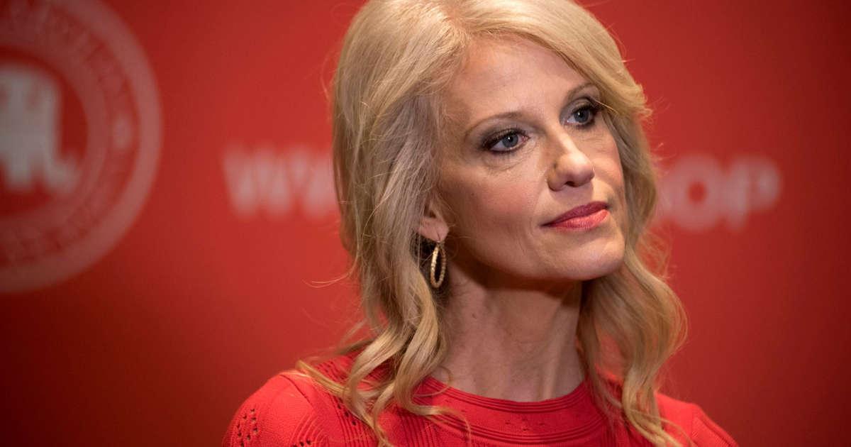 Tense TV: CNNs Blitzer asks Kellyanne Conway about husband
