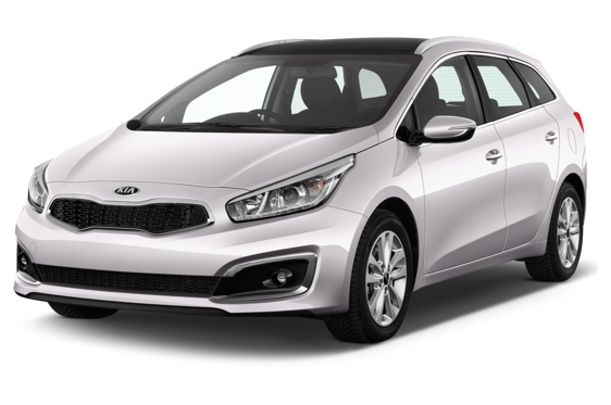 Slide 1 of 14: 2016 KIA cee'd SW