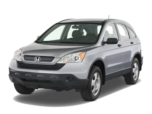 Slide 1 of 14: 2009 Honda CR-V