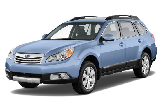 Slide 1 of 14: 2010 Subaru Outback