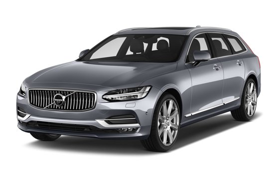 Slide 1 of 14: 2017 Volvo V90