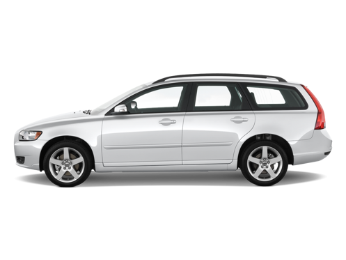 Slide 1 of 25: 2011 Volvo V50