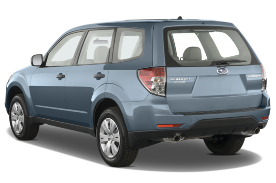 Slide 1 of 25: 2010 Subaru Forester