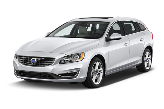Slide 1 of 14: 2017 Volvo V60