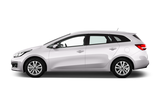 Slide 1 of 25: 2016 KIA cee'd SW
