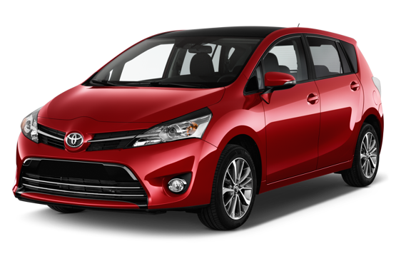 Slide 1 of 14: 2015 Toyota Verso