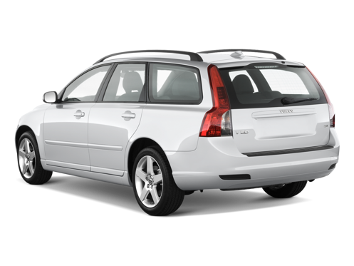 Slide 2 of 14: 2011 Volvo V50