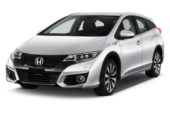 Slide 1 of 14: 2015 Honda Civic