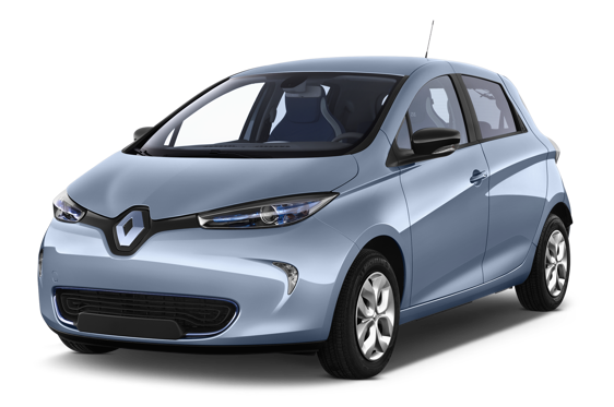 Slide 1 of 14: 2013 Renault ZOE