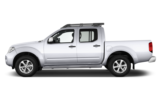 Slide 1 of 25: 2010 Nissan Navara