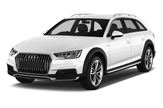 Slide 1 of 14: 2017 Audi A4 Allroad Quattro