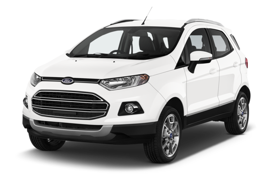 Slide 1 of 14: 2015 Ford EcoSport