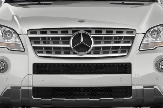 Slide 1 of 25: 2010 Mercedes-Benz M-Class