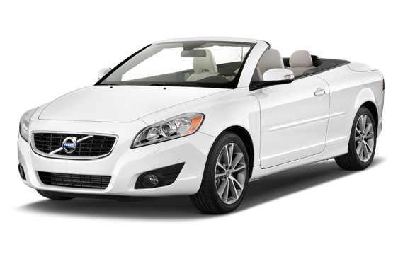 Slide 1 of 14: 2011 Volvo C70