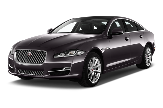 Slide 1 of 14: 2016 Jaguar XJ