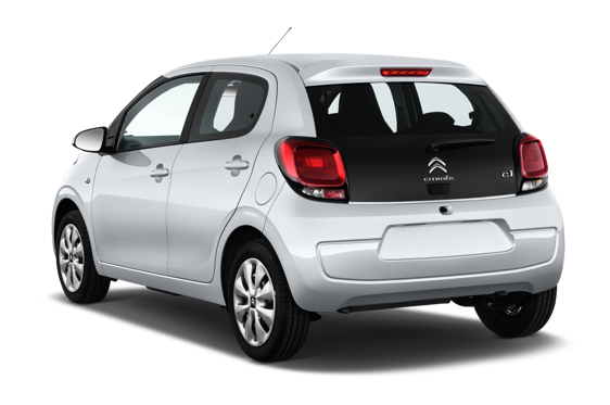 Slide 1 of 25: 2014 Citroën C1