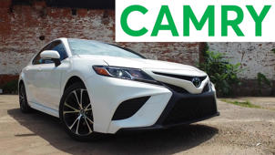 2018 Toyota Camry Quick Drive