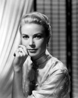 <p>That massive rock belongs to Grace Kelly! When Prince Rainier III of Monaco originally proposed, he presented her with a Cartier band made of rubies and diamonds, then later went back to the same jeweler to get her this 10.5-carat stunner.</p>