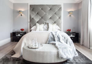 homify / Adelina Iliev Photography: Photography for Kingshall Estates / Vastu Interiors - House in Northwood, London: modern Bedroom by Adelina Iliev Photography
