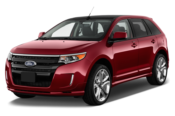 Slide 1 of 14: 2014 Ford Edge