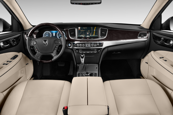 Slide 1 of 11: 2014 Hyundai Equus