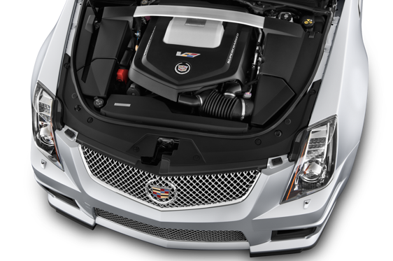 Slide 1 of 25: 2013 Cadillac CTS-V Sport Wagon