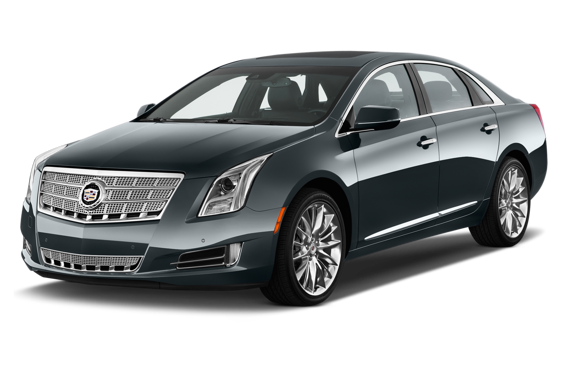 Slide 1 of 14: 2013 Cadillac XTS
