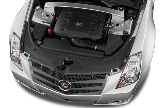 Slide 1 of 25: 2013 Cadillac CTS Coupe