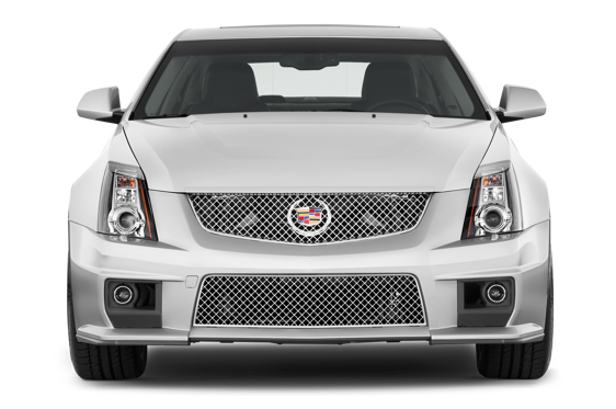 Slide 1 of 25: 2014 Cadillac CTS-V Sport Sedan