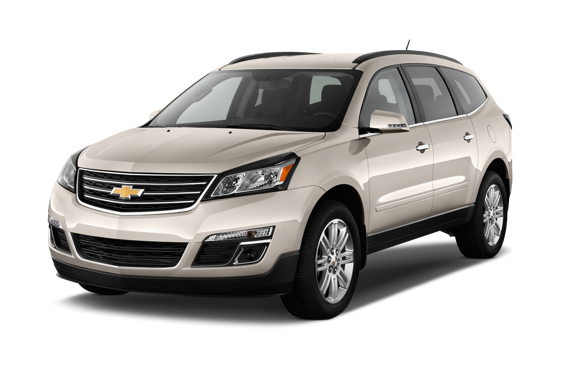 Slide 1 of 14: 2013 Chevrolet Traverse