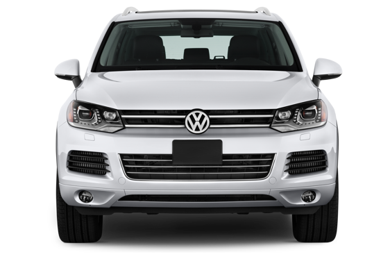 Slide 1 of 25: 2012 Volkswagen Touareg