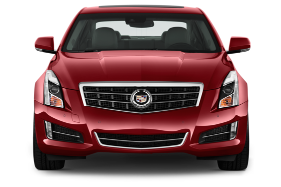 Slide 1 of 25: 2013 Cadillac ATS