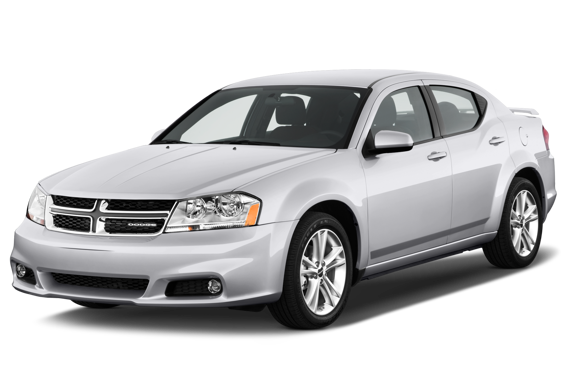 Slide 1 of 14: 2014 Dodge Avenger