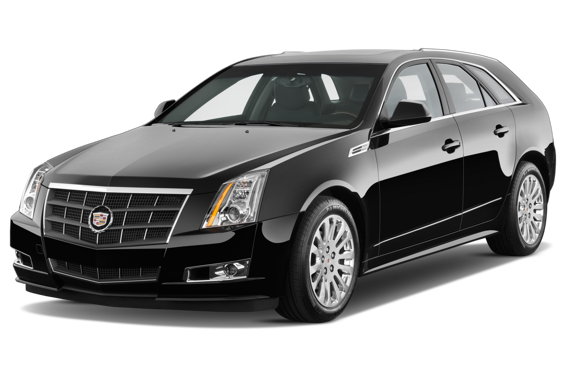Slide 1 of 14: 2014 Cadillac CTS Sport Wagon