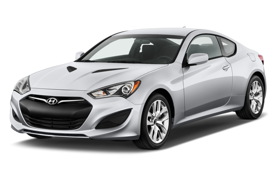 Slide 1 of 14: 2014 Hyundai Genesis Coupe