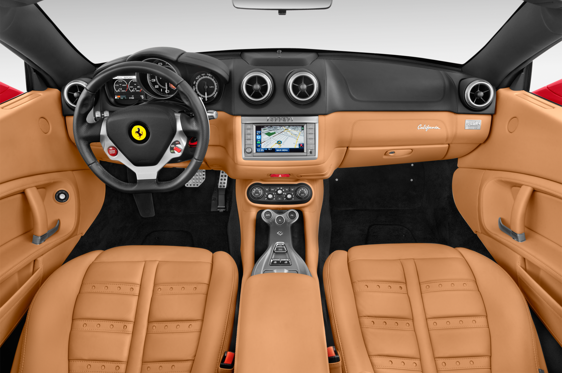 Slide 1 of 11: 2014 Ferrari California