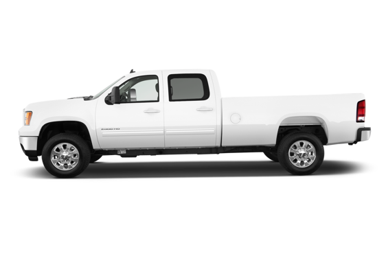 Slide 1 of 25: 2014 GMC Sierra 2500HD