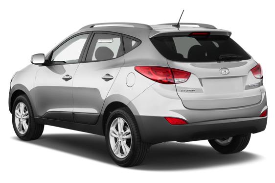 Slide 2 of 14: 2013 Hyundai Tucson