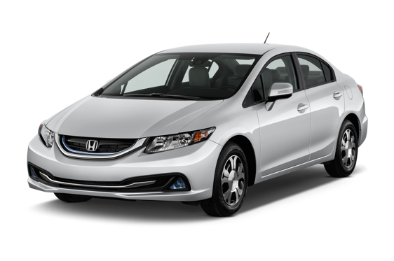 Slide 1 of 14: 2013 Honda Civic