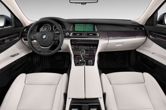 Slide 1 of 11: 2014 BMW 7 Series